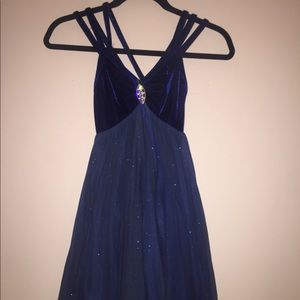 LIKE NEW blue dance costume or Halloween costume